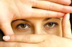 Oczy Obrazy Stock