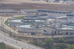 Oczyszczanie wody Obraz Stock