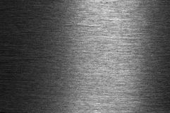 oczyszczonego świecąca powierzchni metali Obraz Stock
