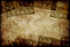Oczyszczony ekranowy tło z spase Obraz Stock