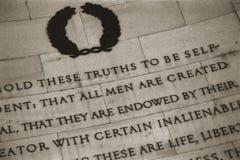 oczywista ego prawdy. Zdjęcia Royalty Free