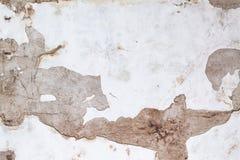 Odłupana betonowej ściany tekstura zdjęcie royalty free