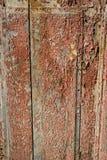 Odłupana Drewniana tekstury tła ściana Zdjęcia Royalty Free