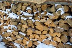 odłupany drewno zdjęcie royalty free