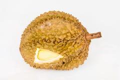 Odłupany Durian fotografia royalty free
