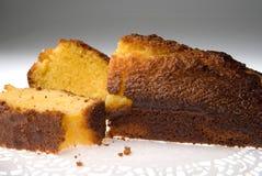 Odłupany tort 1 zdjęcia royalty free