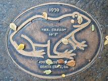 Odświętności żaby skokowy wydarzenie, 1939 Obraz Royalty Free