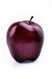 Odświeżający jabłko, odosobniony szary tło Zdjęcie Royalty Free