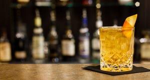 Odświeżający napój Fotografia Stock