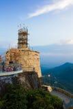 Odświeżanie Kyaikhtiyo pagoda Zdjęcia Royalty Free