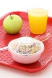 odżywczy wyśmienicie zdrowy posiłek Zdjęcia Stock