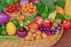 Odżywianie Świezi warzywa Zdjęcie Royalty Free