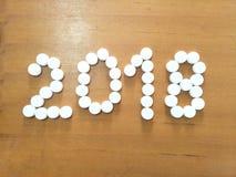 2018 od białych medicals Zdjęcia Stock