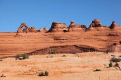 Łękowaty park narodowy (1) Zdjęcia Royalty Free