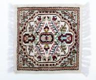 Od Pakistan światło dywanik barwiony mały Obrazy Royalty Free