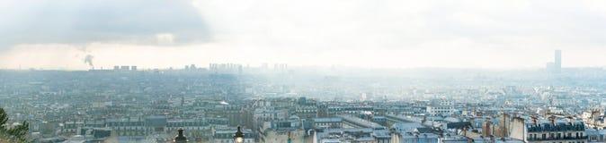od paryża fotografia stock