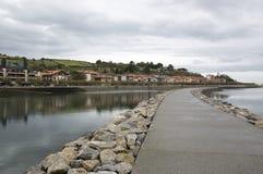 Od portu Zdjęcie Royalty Free