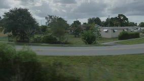 Od taborowego okno zdjęcie wideo
