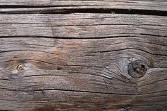 Od wood. The background of the old cracked wood Royalty Free Stock Photo