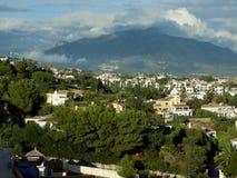 OD wzgórzy PARADISE-BENAHAVIS Zdjęcie Royalty Free