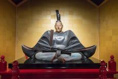 Oda Nobunaga Statue at Gifu Castle in Gifu, Japan.