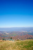 Odaesan National Park Royalty Free Stock Image