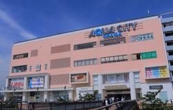 Odaiba shopping Tokyo Japan Royalty Free Stock Images