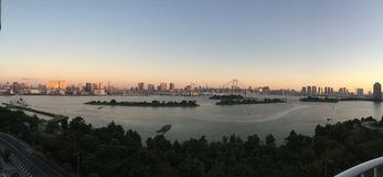 Odaiba, Tokio - Zdjęcia Stock