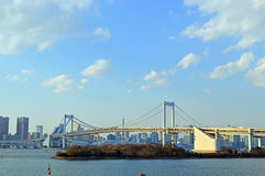 Odaiba in Tokyo Lizenzfreie Stockfotos