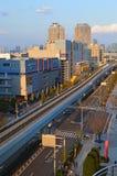 Odaiba in Tokyo Lizenzfreie Stockfotografie