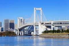Odaiba in Tokyo Stock Photo