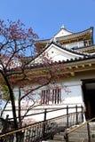 Odawara Castle. Is a landmark in the city of Odawara in Kanagawa Prefecture, Japan Stock Image