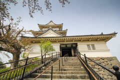 Odawara Castle, Kanagawa Prefecture, Japan. Stock Photography