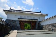 Odawara Castle Park in Kanagawa, Japan Stock Photo