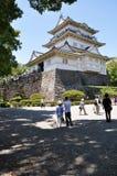Odawara-Schloss lizenzfreies stockbild