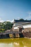 Odawara-Schloss Stockbild