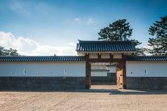 Odawara-Schloss Stockfotos