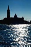 odbicia morze Venice Zdjęcie Stock