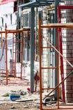 Odbudowa budynek Zdjęcie Stock