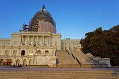 Odbudowa Stany Zjednoczone Capitol obraz stock