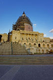 Odbudowa Stany Zjednoczone Capitol Obrazy Stock