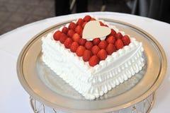 Odchwaszczać tort Zdjęcia Royalty Free
