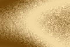 Odcisku złoty tło i złocisty druk na błyszczącej folii, wzór ilustracja wektor