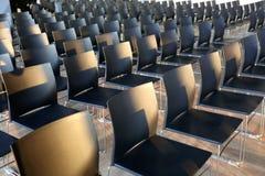 Odczytowa sala przy centrum konferencyjnym bez ludzi Fotografia Stock