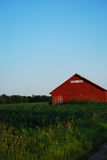 Odd Barn Royalty Free Stock Images