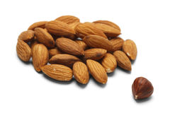 Odd Nut Out Stock Photos