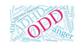 ODD Word Cloud