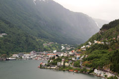 Odda, Norway Royalty Free Stock Photography