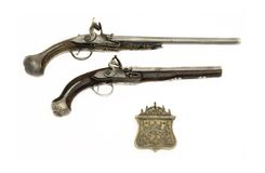 oddaj broń starego Zdjęcia Royalty Free