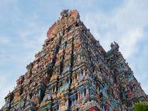oddany ind władyki Madurai meenakshi nadu tamil jeden inna sundareswarar świątynia który Tamil Nadu, India obrazy stock